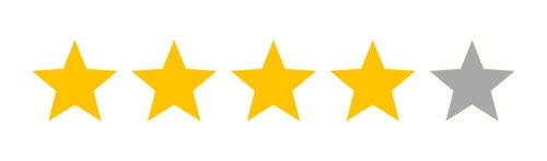 Google Bewertung 4 Sterne