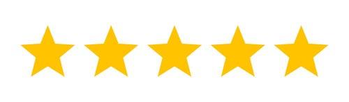 Google Bewertung 5 Sterne