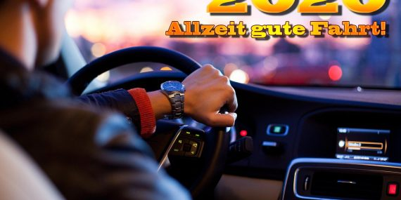 Neujahr 2020 Autohaus Graf